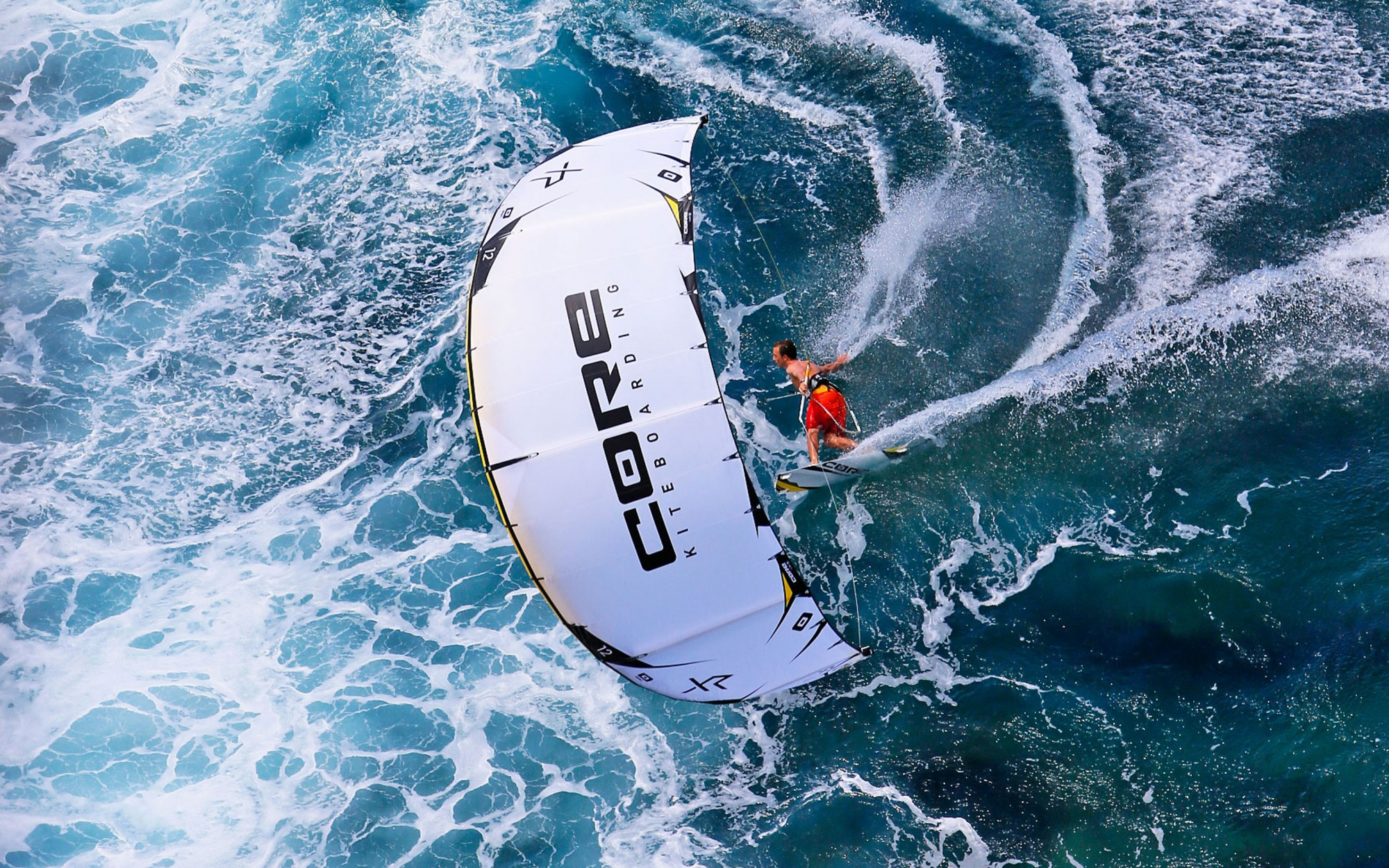 CORE Kiteboarding #gokiting